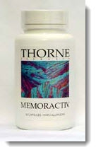Memoractiv by Thorne Research